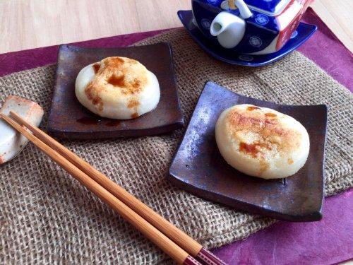 Try This Pan-Fried Isobeyaki Japanese Rice Cake