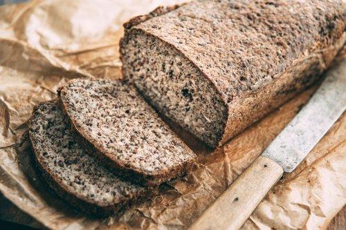 Easy Keto Flax Bread