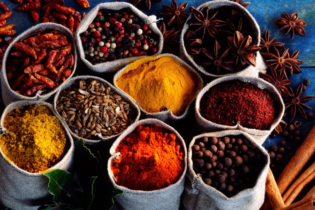 Spices - cover