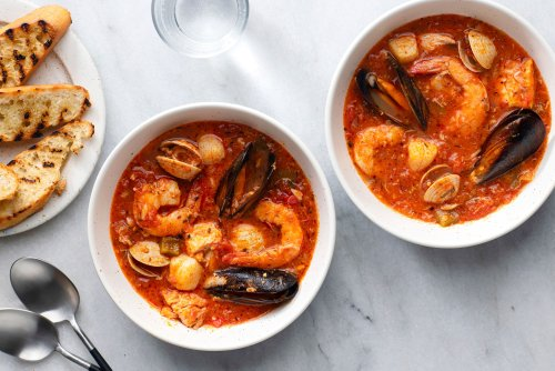 Try Crock Pot Cioppino A Delicious Fisherman's Seafood Stew