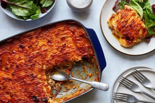 Corned Beef Shepherd's Pie Is Cozy, Warming, and Delicious