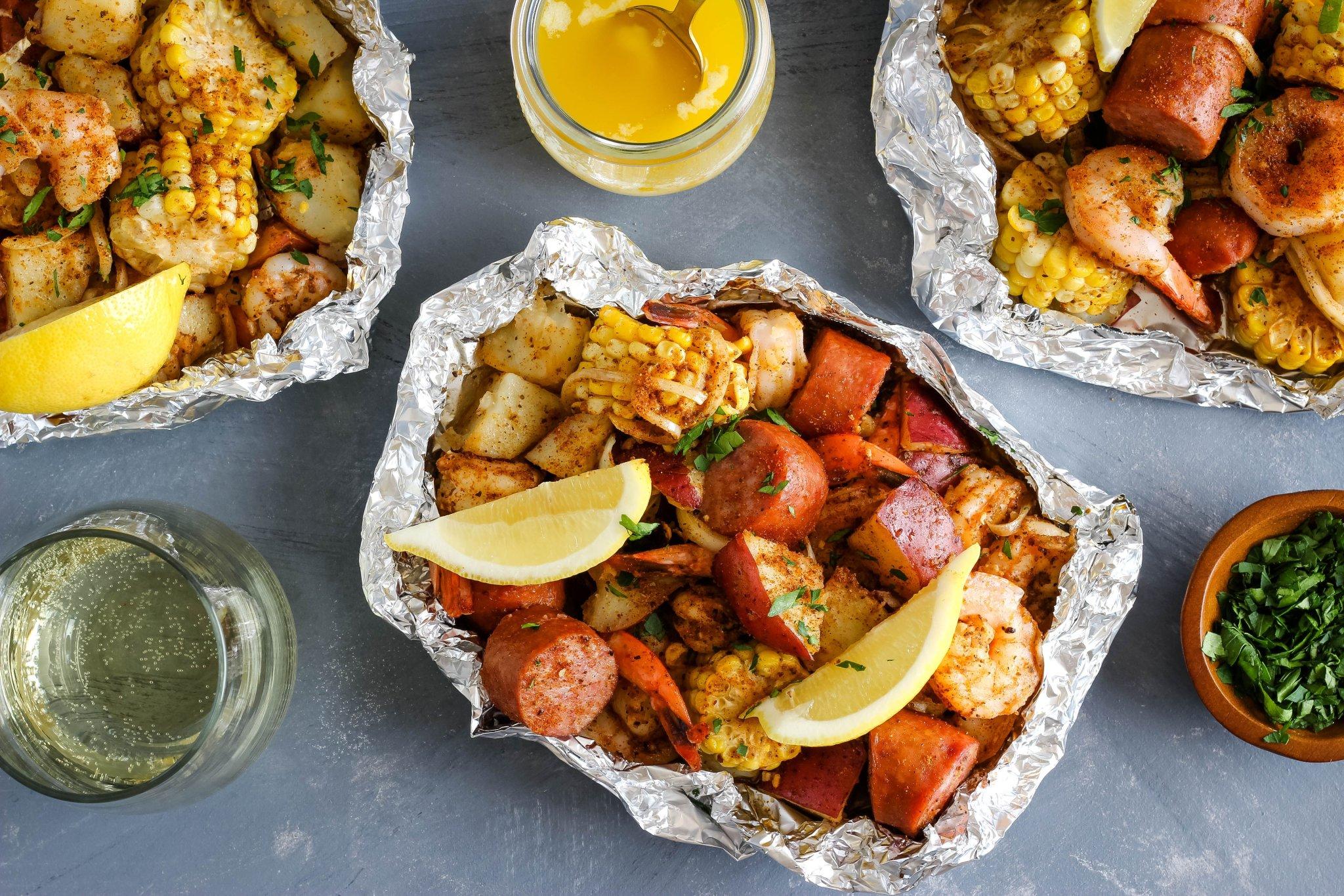 How to Make Savory Shrimp Boil
