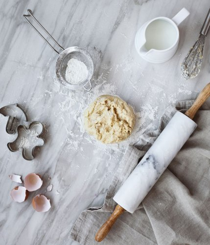 Make French-Style Pate Brisee Pastry Dough