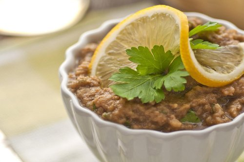 This Greek Eggplant Dip Recipe Will Become Your Favorite Appetizer