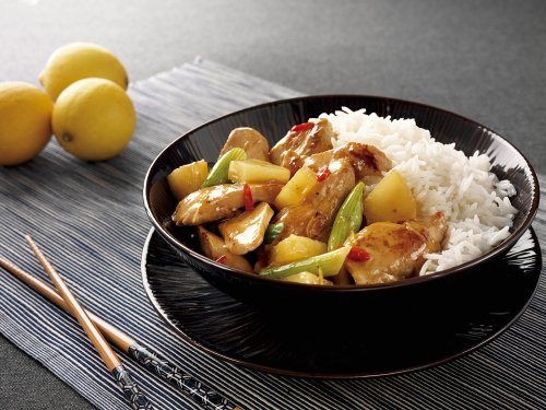 Make This Quick and Easy Thai Sweet and Sour Pineapple Chicken Recipe