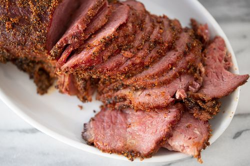 Use Your Instant Pot to Make Perfectly Seasoned Homemade Pastrami