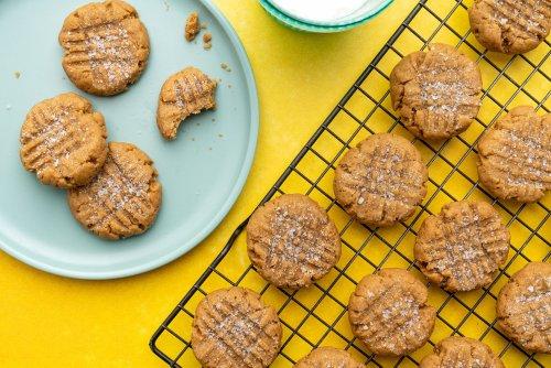 Peanut Butter Banana Cookies