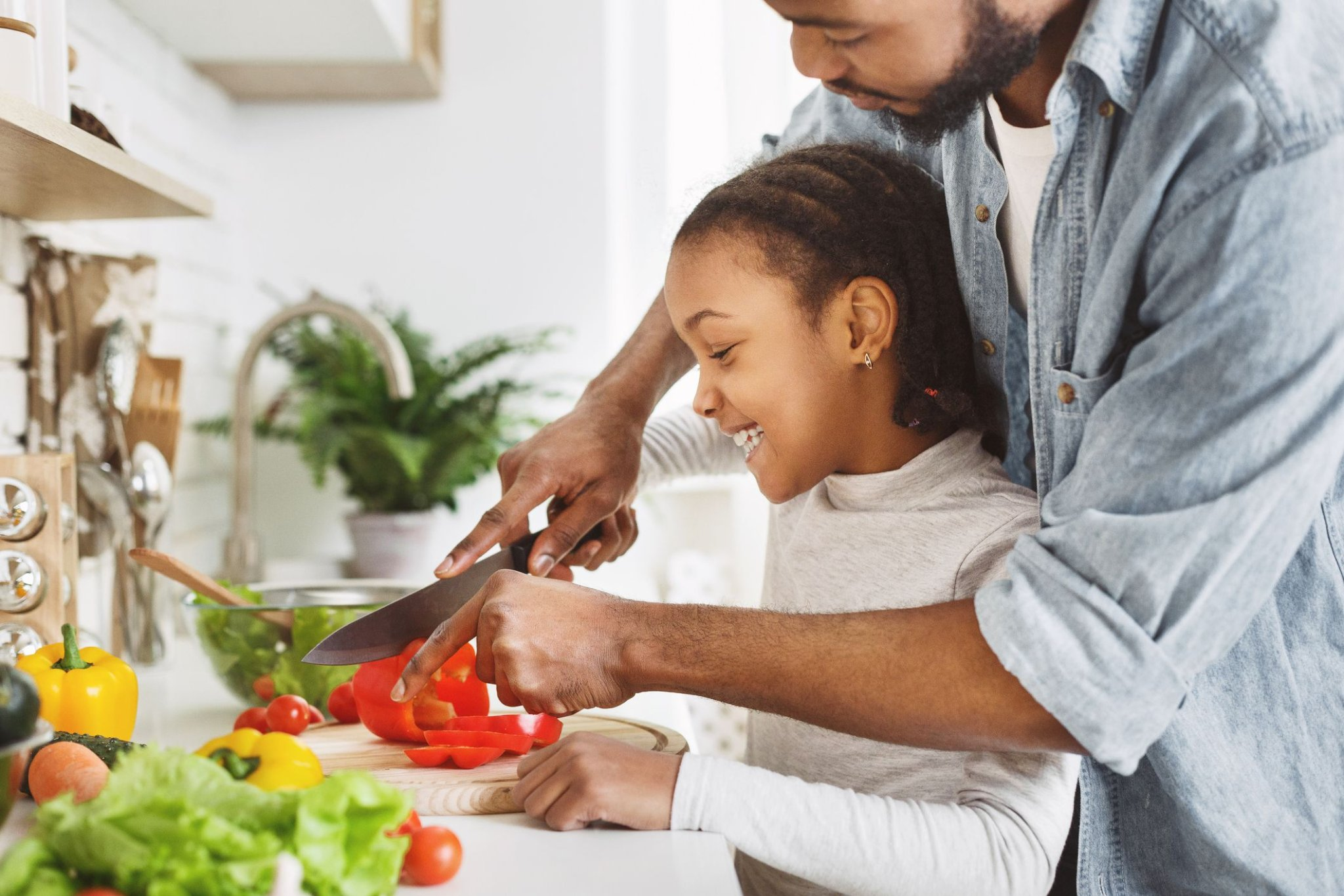 How to Cook With Kids: A Guide for Being in the Kitchen With All Ages