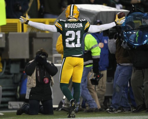 Charles Woodson Reacts To What Aaron Rodgers Said Yesterday