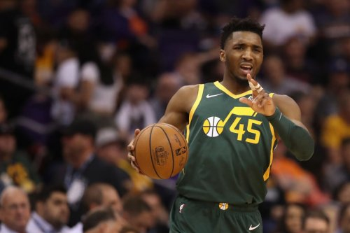 NBA World Reacts To Donovan Mitchell's Injury vs. Pacers