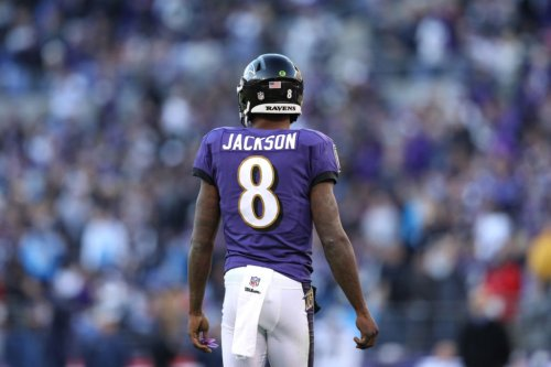 Lamar Jackson Responds To Teammate Who Wants His Jersey Number