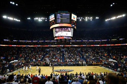 Pelicans Exec Has Incredible Reaction To NBA Draft Lottery