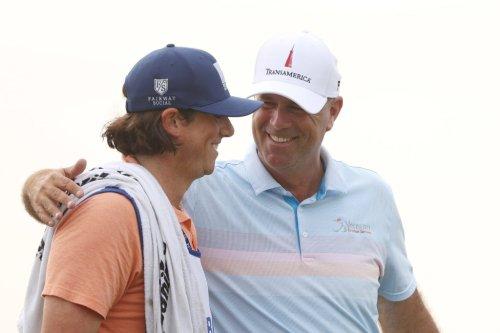 Golf World Reacts To Stewart Cink's Win On Sunday