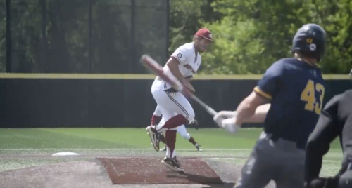 Video: Incredible College Baseball Catch Is Going Viral