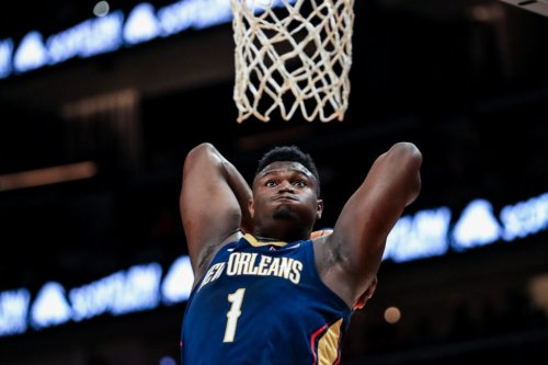 NBA World Reacts To The Zion Williamson Report