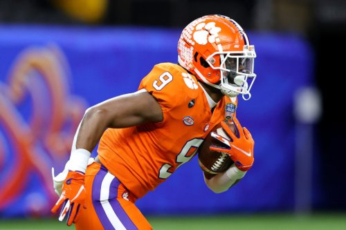 Former Clemson Star Travis Etienne Has His New Jersey Number