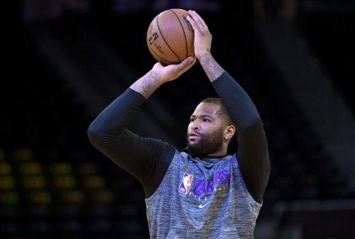 NBA Announces Ruling On DeMarcus Cousins' Postgame Shove