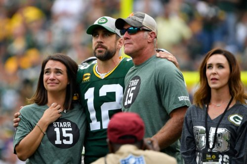 Donald Driver Asked To Pick Between Aaron Rodgers, Brett Favre