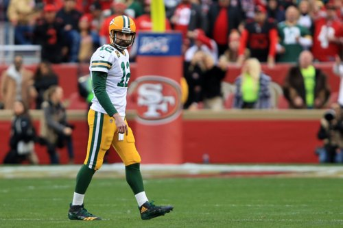 """Aaron Rodgers Reportedly Told 1 NFL Team To """"Come Get Him"""""""