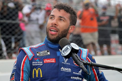 Veteran NASCAR Driver Had Blunt Message For Bubba Wallace