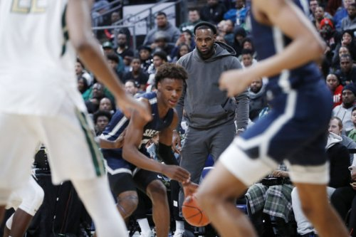 Basketball Expert Gives Honest Assessment Of Bronny James