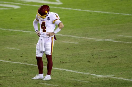 Washington Football Team GM Gives Honest Analysis Of Team's QBs