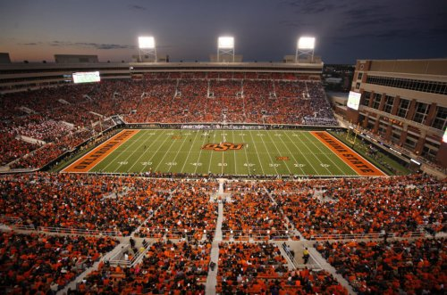 Big 12 Reportedly Considering Merger With Another Conference