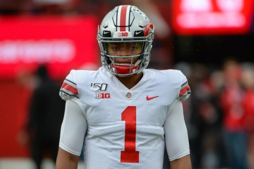 Report: 2 Teams Committed To Justin Fields' Second Pro Day