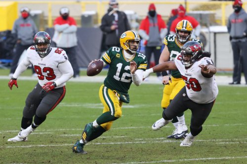 NFL Analyst Says There's 1 Obvious Aaron Rodgers Trade