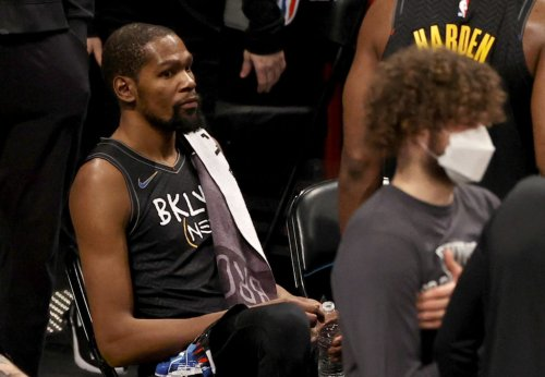 NBA World Reacts To The Kevin Durant Injury News