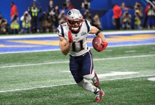 Patriots Draft Pick Has 1-Word Response To Julian Edelman