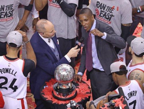 NBA World Reacts To The Latest Masai Ujiri News