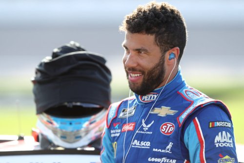 Look: Bubba Wallace Has Special Paint Scheme Today