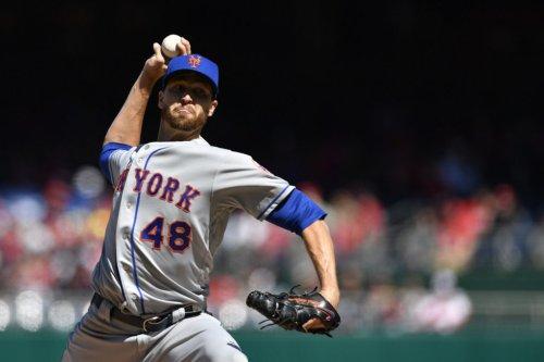 Mets GM Has Encouraging Update On Jacob deGrom