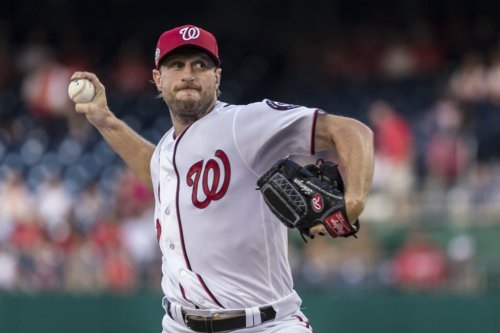 MLB World Reacts To The Max Scherzer Trade Rumors