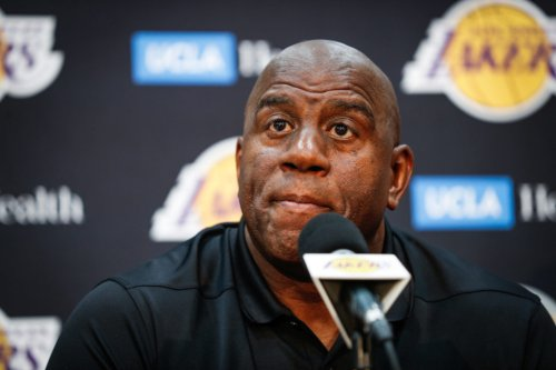 Magic Johnson Has Message For Alex Rodriguez After He Buys NBA Team