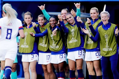 Sports World Reacts To The USWNT's Olympics Draw