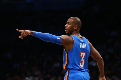 Chris Paul Reveals What NBA Referee Told Him Before Game 7
