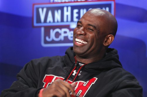 Look: Deion Sanders Has Message For College Football Recruits