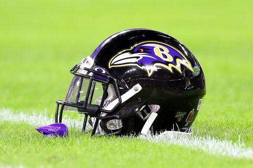 Ravens Rookie Reportedly Missing Practice For Painful Reason