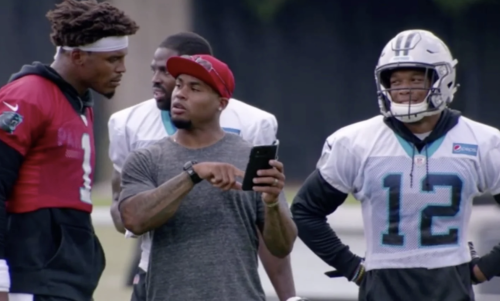Steve Smith Reveals What His Mindset Was In The NFL