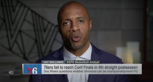 ESPN Analyst Jay Williams Shares Disturbing Messages