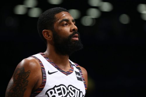 NBA World Reacts To The Crazy Kyrie Irving News