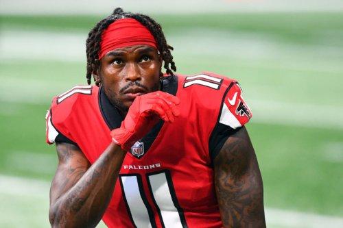 Julio Jones Has 4-Word Message For Atlanta