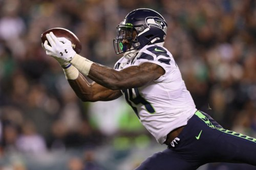 Sports World Reacts To DK Metcalf's Olympic Qualifying News