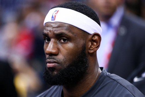 LeBron James Shares What Will Be On Back Of His Jersey For NBA Restart
