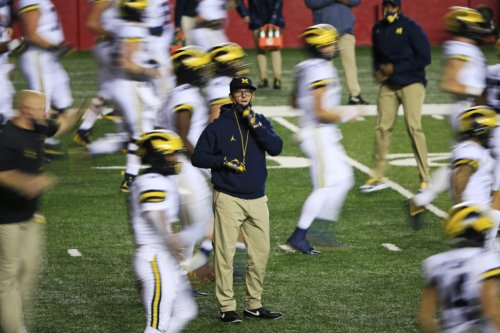 College Football World Reacts To Insane Rutgers-Michigan Game