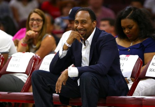 Stephen A. Smith Names His Favorite Moment On 'First Take'