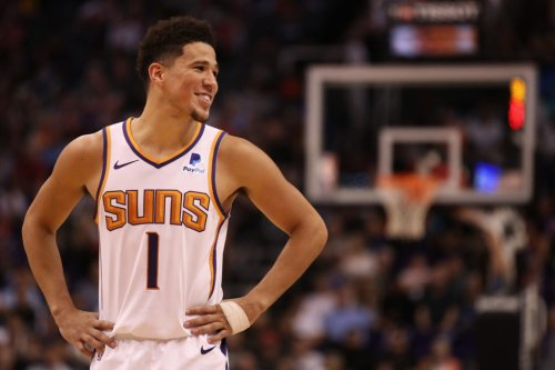 Devin Booker Claims He Had 3-Word Message For DeMarcus Cousins