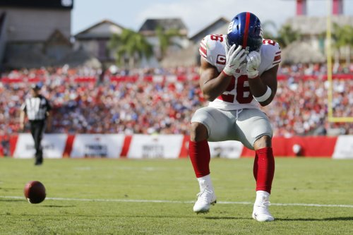 3 Key Giants Players Expected To Miss Sunday's Game